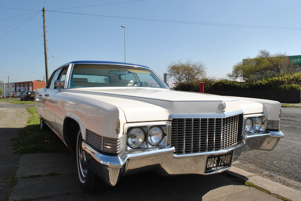 1970 WEDDING CARS  Classic Cadillac's 68-72-74   For Hire (picture 2 of 6)