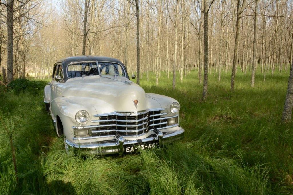 1947 Cadillac Series 61 Touring Sedan For Sale (picture 1 of 6)