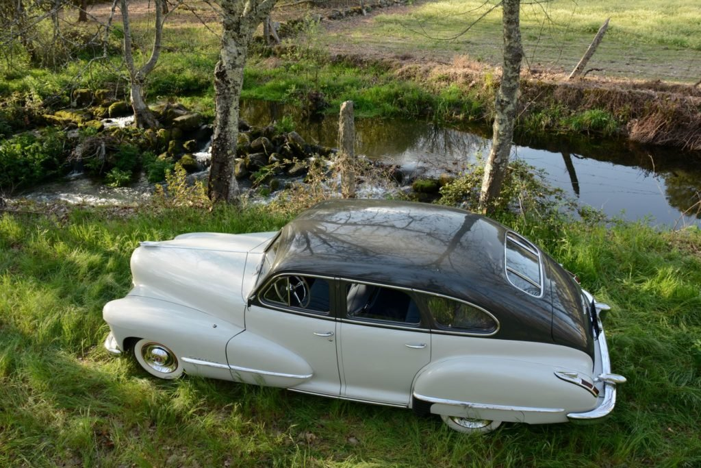 1947 Cadillac Series 61 Touring Sedan For Sale (picture 2 of 6)