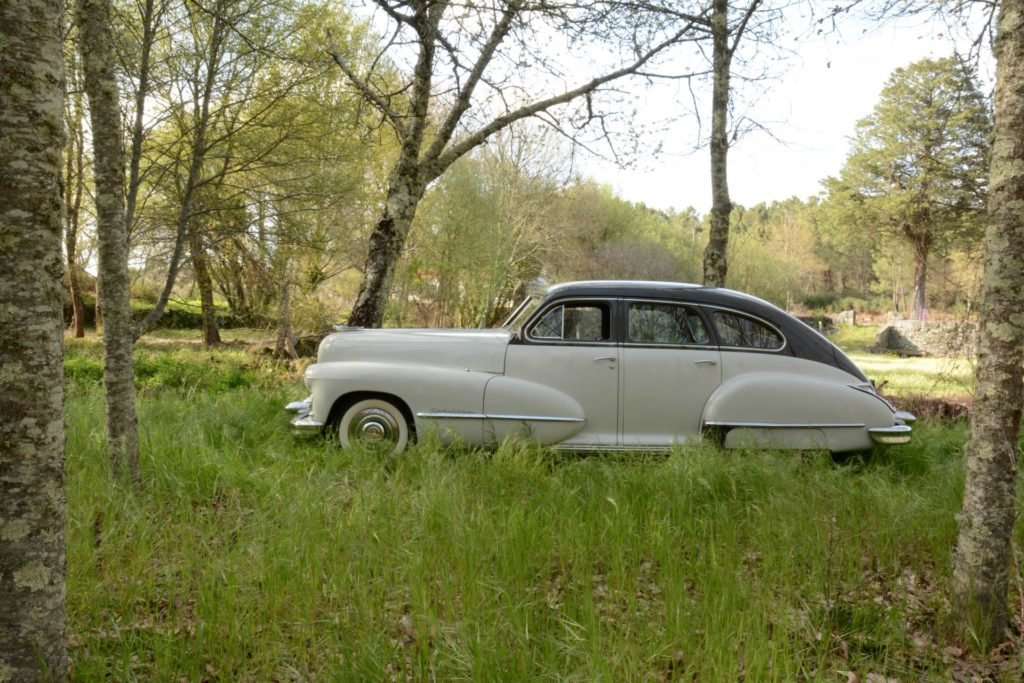 1947 Cadillac Series 61 Touring Sedan For Sale (picture 4 of 6)