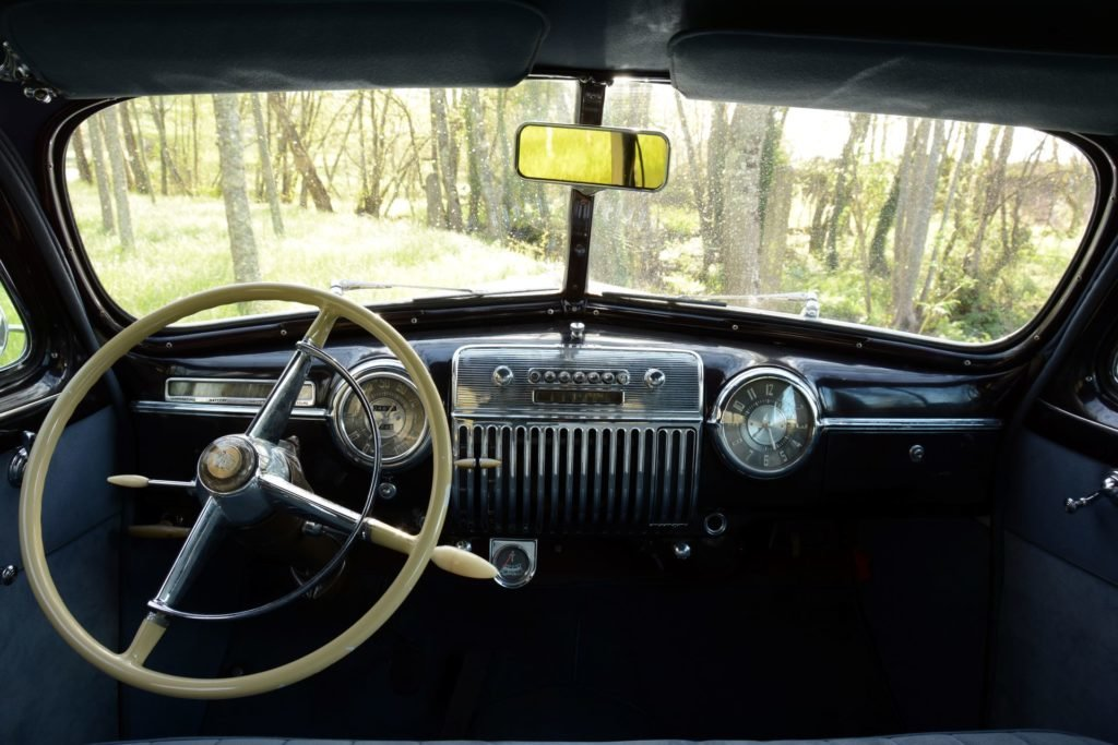 1947 Cadillac Series 61 Touring Sedan For Sale (picture 5 of 6)