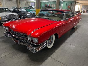 1959 Cadillac Coupe De Ville For Sale