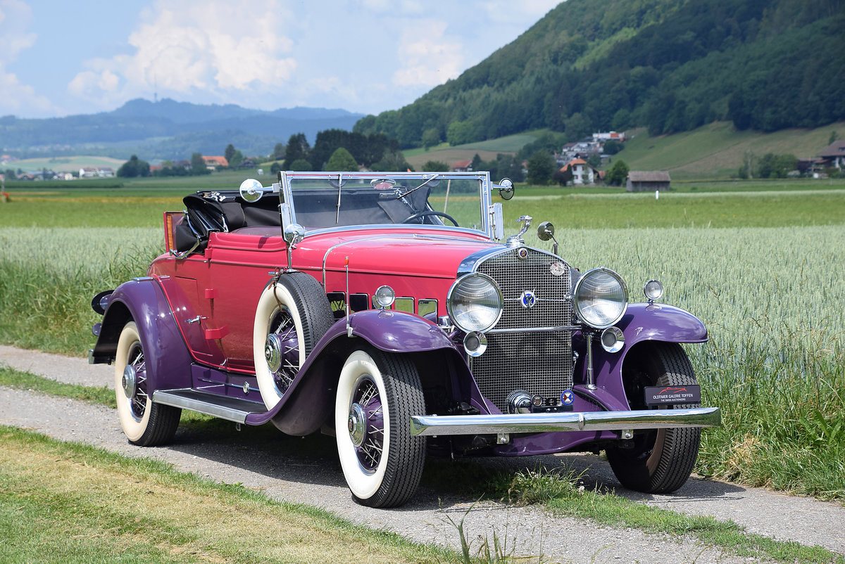 1931 Delivered in Switzerland in May 1932 For Sale (picture 1 of 6)