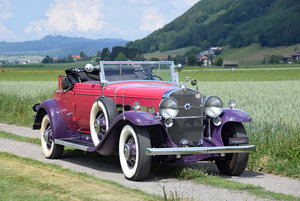 1931 Delivered in Switzerland in May 1932