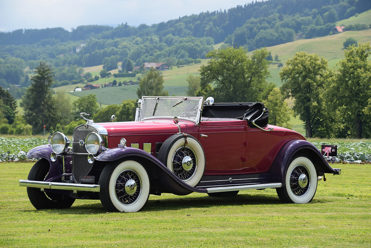 1931 Delivered in Switzerland in May 1932 For Sale (picture 2 of 6)