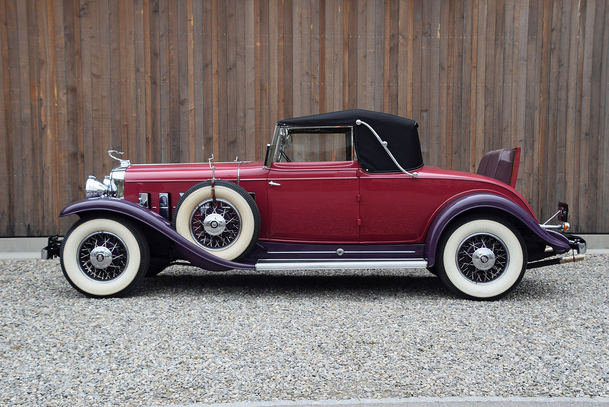 1931 Delivered in Switzerland in May 1932 For Sale (picture 4 of 6)