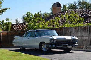 1959 Cadillac 62 4DR HT For Sale