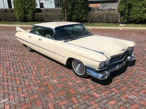 1959 Cadillac 4DR HT Flat Top