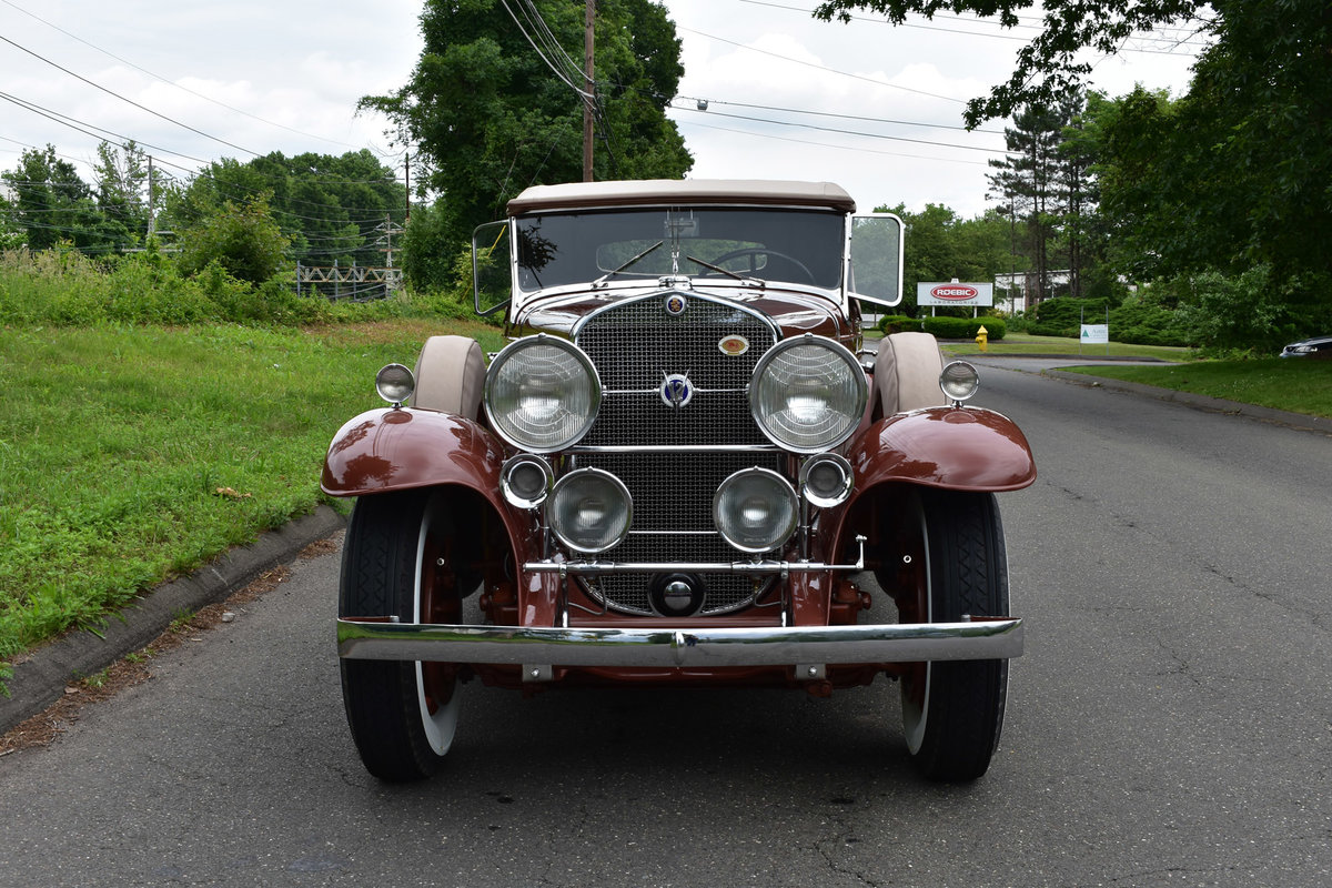1931 Cadillac 370A V-12 For Sale (picture 1 of 6)