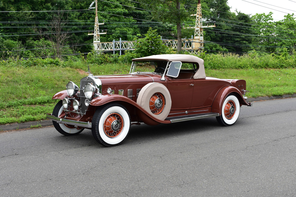 1931 Cadillac 370A V-12 For Sale (picture 2 of 6)