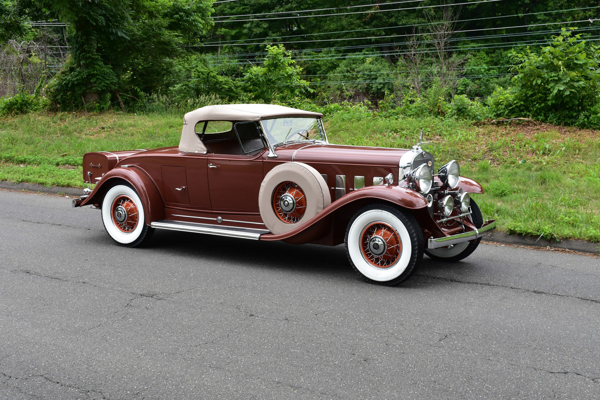 1931 Cadillac 370A V-12 For Sale (picture 3 of 6)