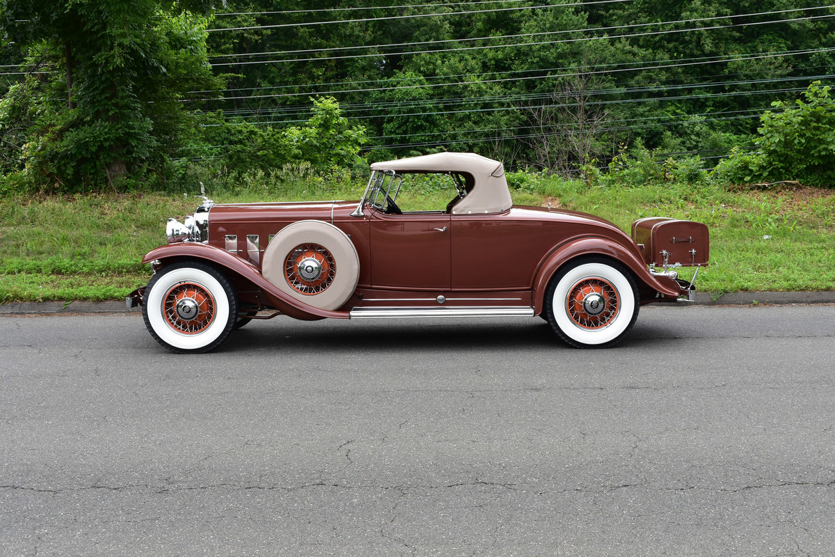 1931 Cadillac 370A V-12 For Sale (picture 4 of 6)