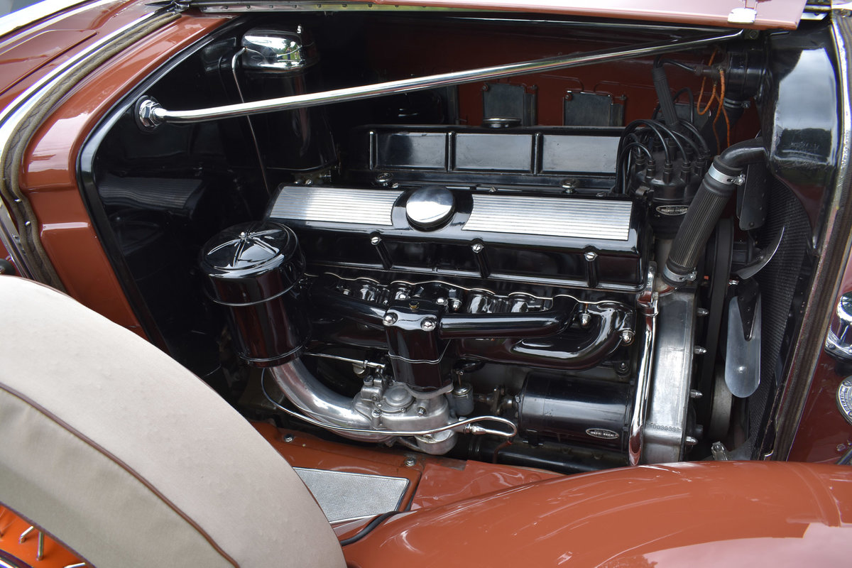 1931 Cadillac 370A V-12 For Sale (picture 6 of 6)