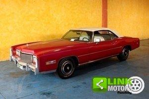 Cadillac Eldorado Convertible GPL - 1976 For Sale