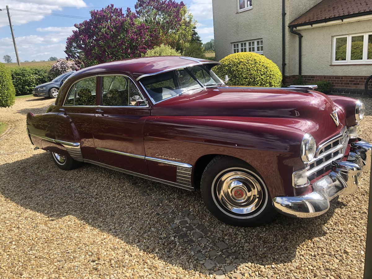 1948 Cadillac Series 62 For Sale (picture 2 of 6)