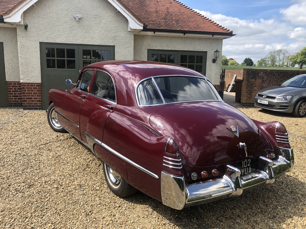 1948 Cadillac Series 62 For Sale (picture 3 of 6)