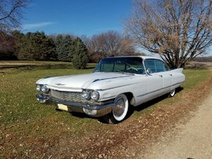 Picture of 1960 Cadillac Sedan deVille For Sale