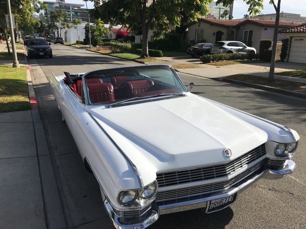 1964 Cadillac eldorado biarritz convertible  For Sale (picture 1 of 6)