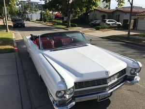 1964 Cadillac eldorado biarritz convertible