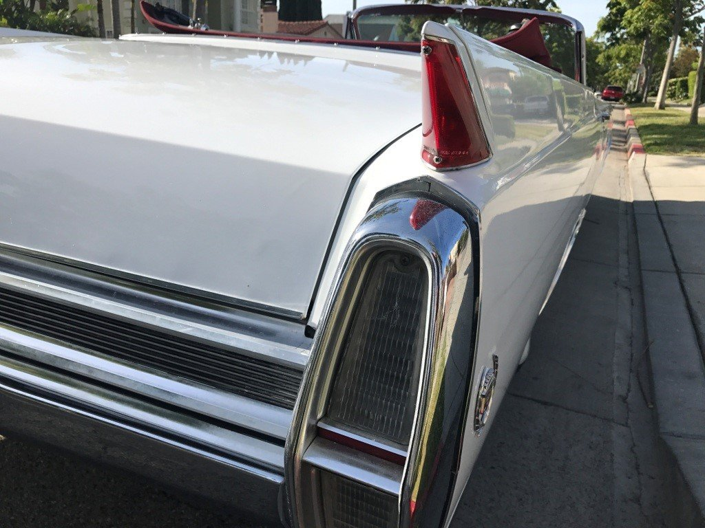 1964 Cadillac eldorado biarritz convertible  For Sale (picture 4 of 6)