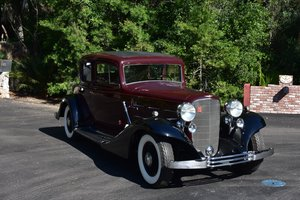 # 23329 1933 Cadillac V12 Town Coupe For Sale