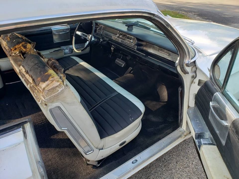 1961 Cadillac Coupe DeVille For Sale (picture 5 of 6)