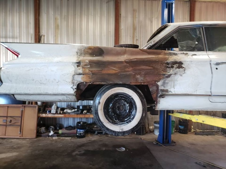1961 Cadillac Coupe DeVille For Sale (picture 6 of 6)