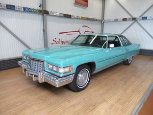 Picture of 1976 Cadillac Coupe DeVille d'Elegance  2 Door 8.2L For Sale