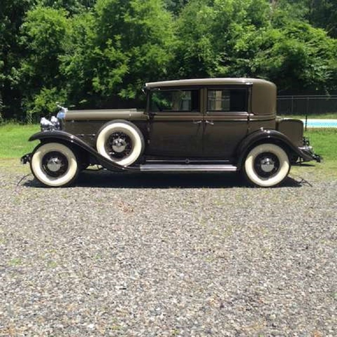 1931 Cadillac 370A 4DR Sedan For Sale (picture 2 of 6)