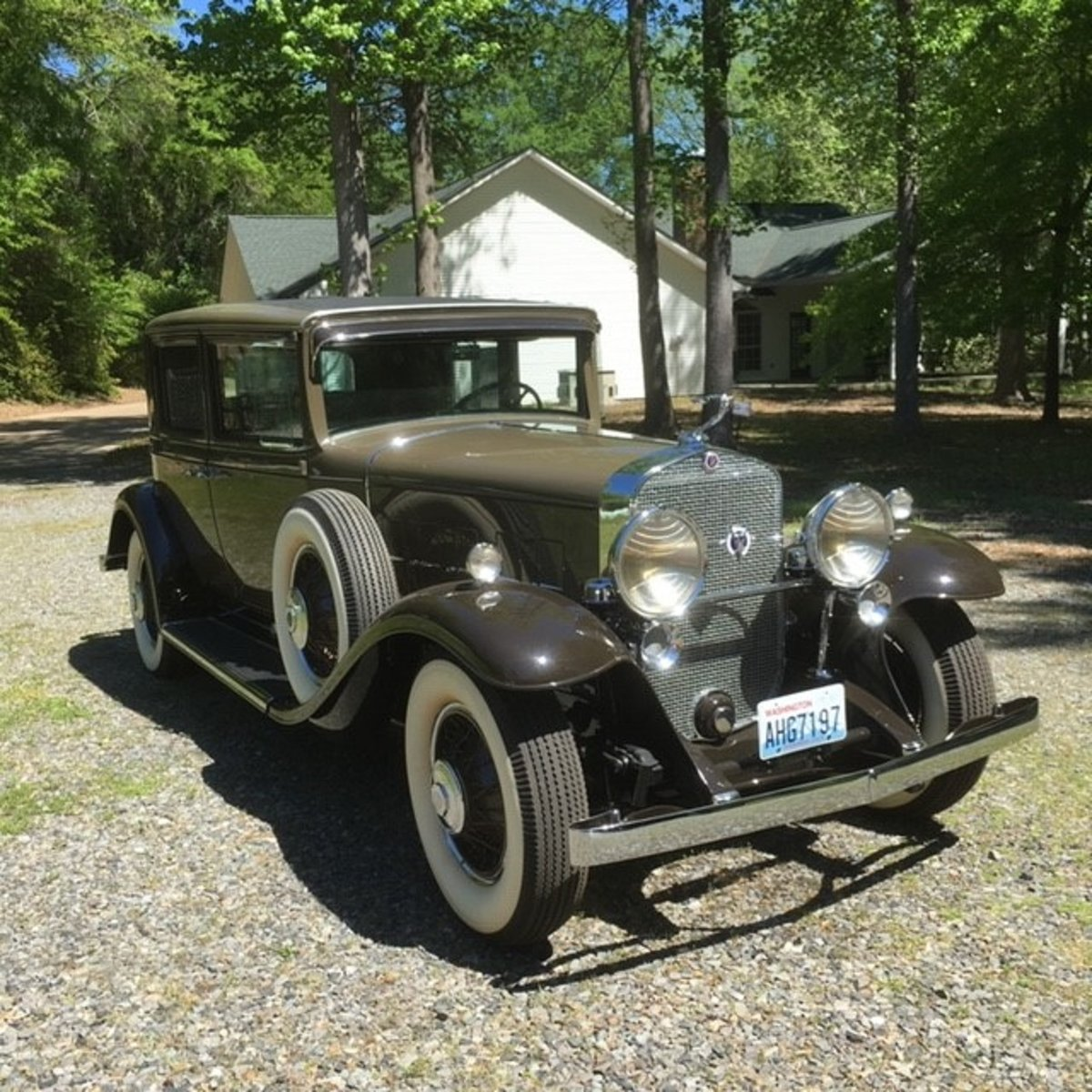 1931 Cadillac 370A 4DR Sedan For Sale (picture 3 of 6)
