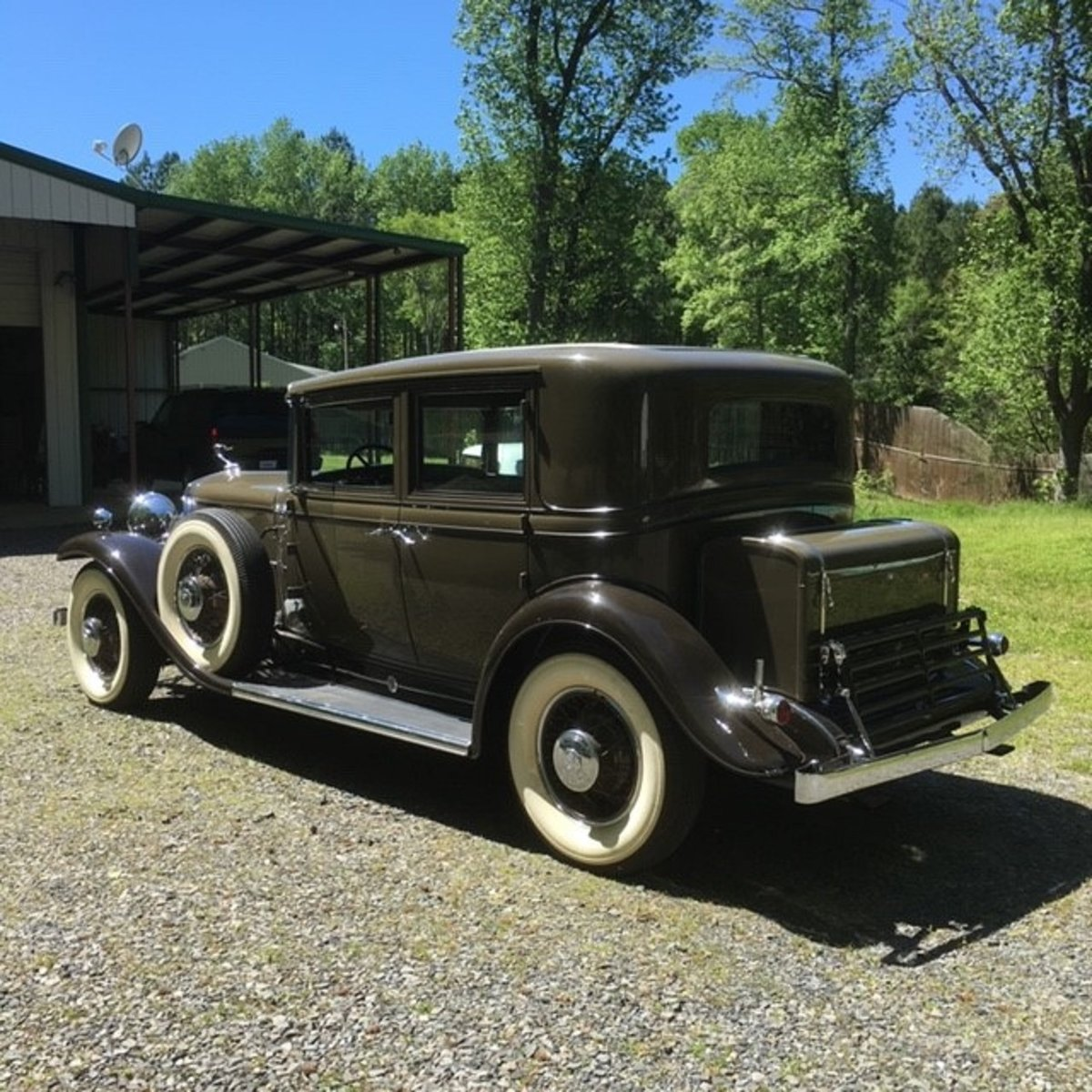 1931 Cadillac 370A 4DR Sedan For Sale (picture 4 of 6)
