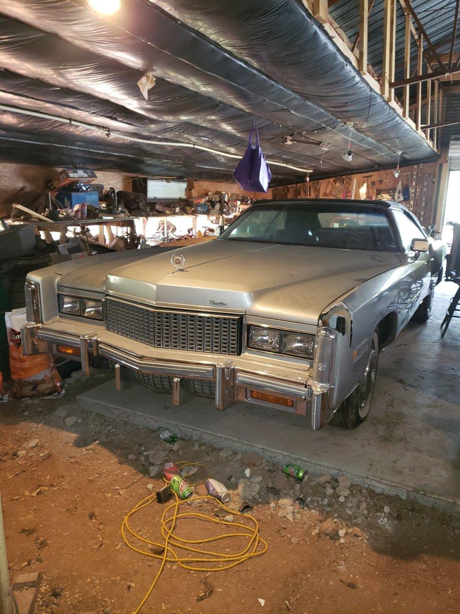 1976 Cadillac Eldorado Convertible (Henderson, NC) For Sale (picture 1 of 6)