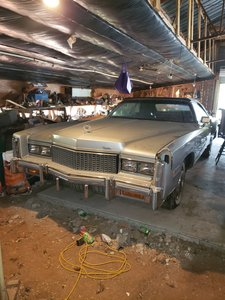 1976 Cadillac Eldorado Convertible (Henderson, NC)
