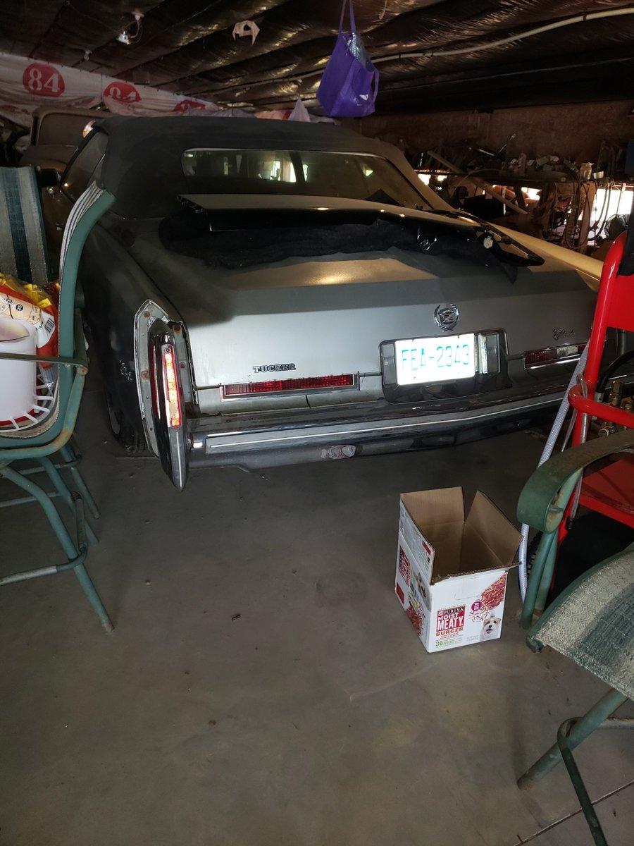 1976 Cadillac Eldorado Convertible (Henderson, NC) For Sale (picture 2 of 6)
