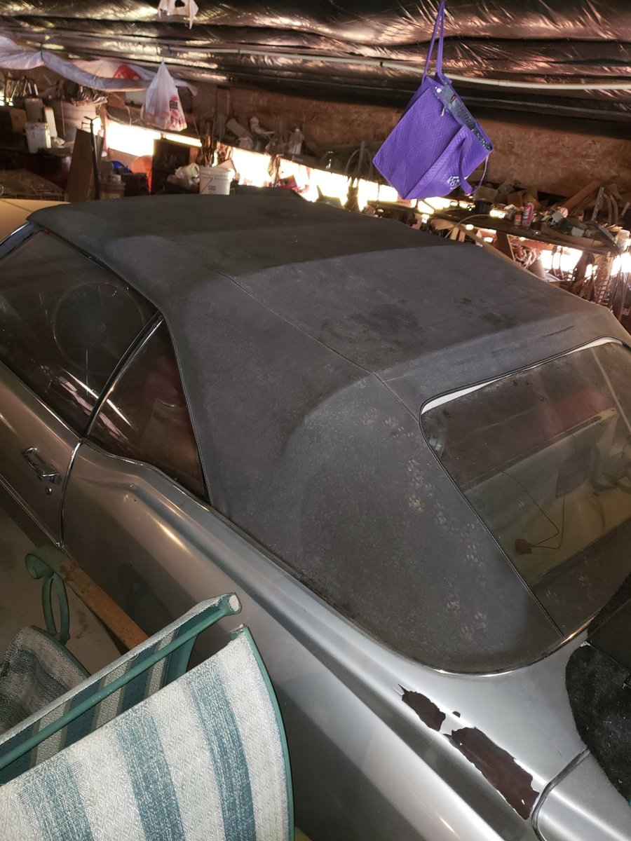 1976 Cadillac Eldorado Convertible (Henderson, NC) For Sale (picture 3 of 6)