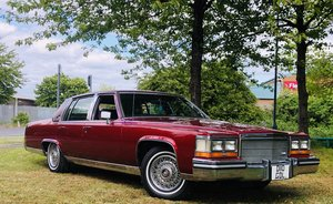 Picture of 1987 CADILLAC BROUGHAM -STUNNING CONDITION SOLD
