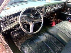 1973 Cadillac Sedan Deville Pillarless Project Car