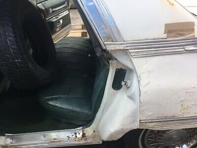 1973 Cadillac Sedan Deville Pillarless Project Car For Sale (picture 3 of 6)