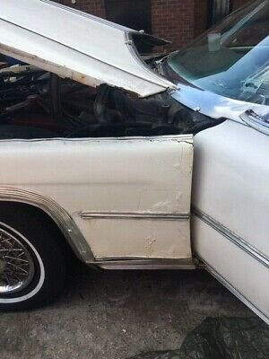 1973 Cadillac Sedan Deville Pillarless Project Car For Sale (picture 4 of 6)