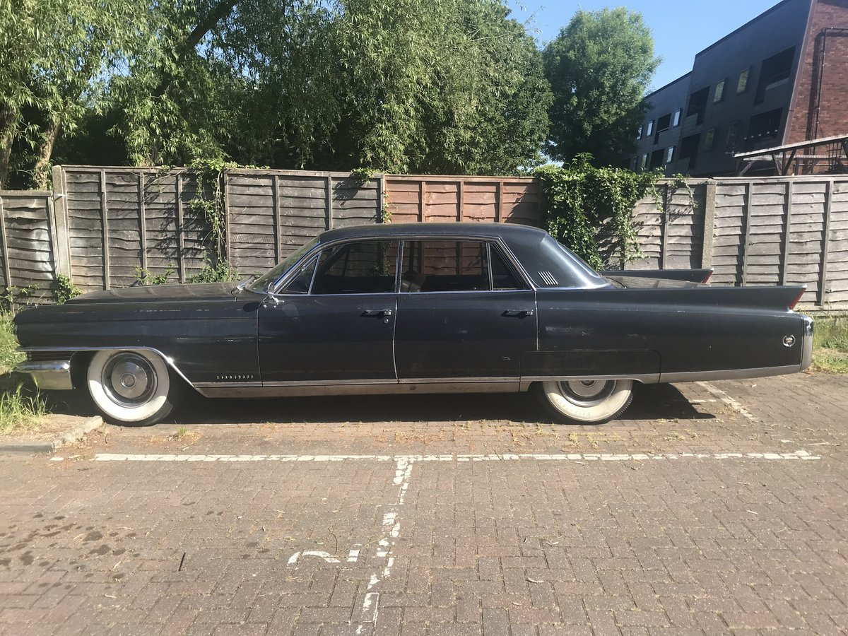 1963 Cadillac Fleetwood 60 Special For Sale (picture 1 of 6)