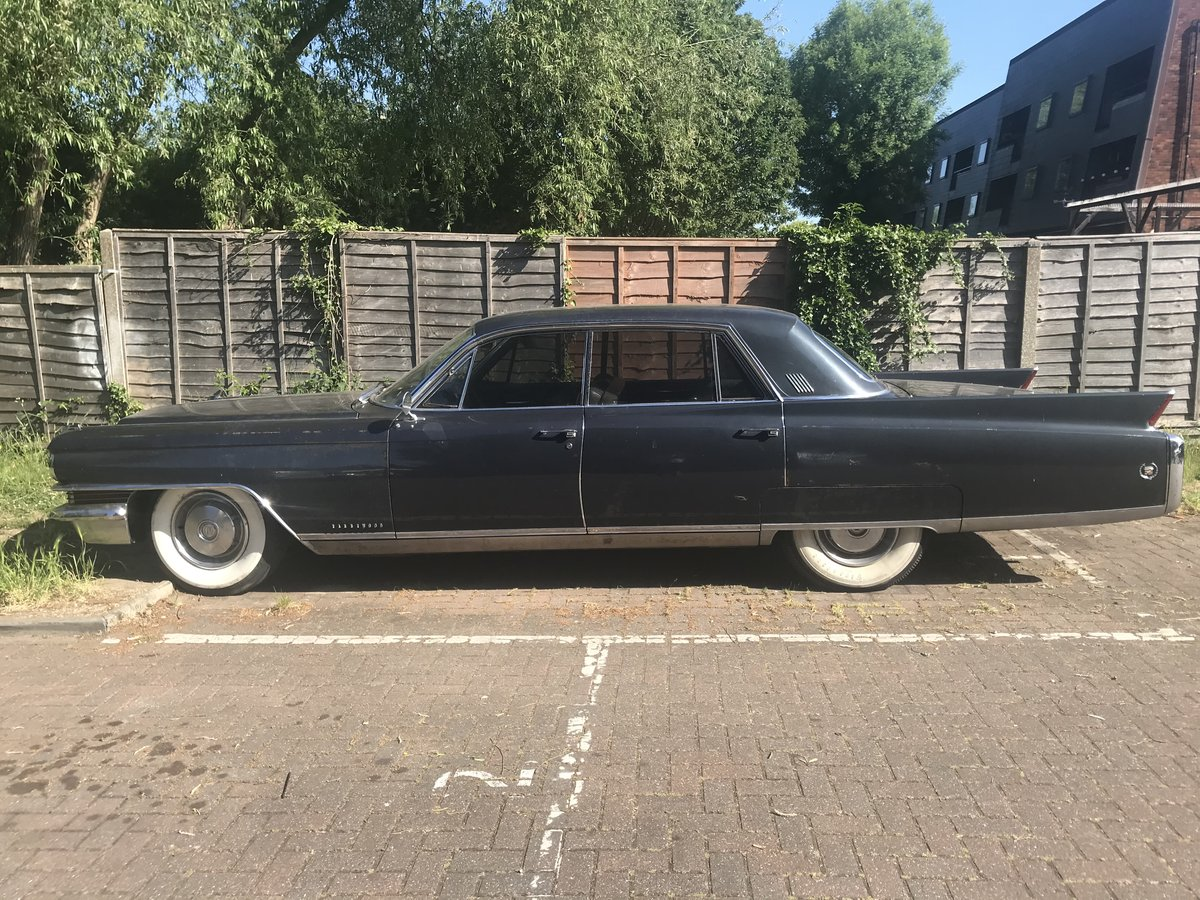 1963 Cadillac Fleetwood 60 Special For Sale (picture 4 of 6)