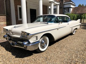 1958 CADILLAC COUPE - STUNNING CAR - CLEAN ORIGINAL CAR