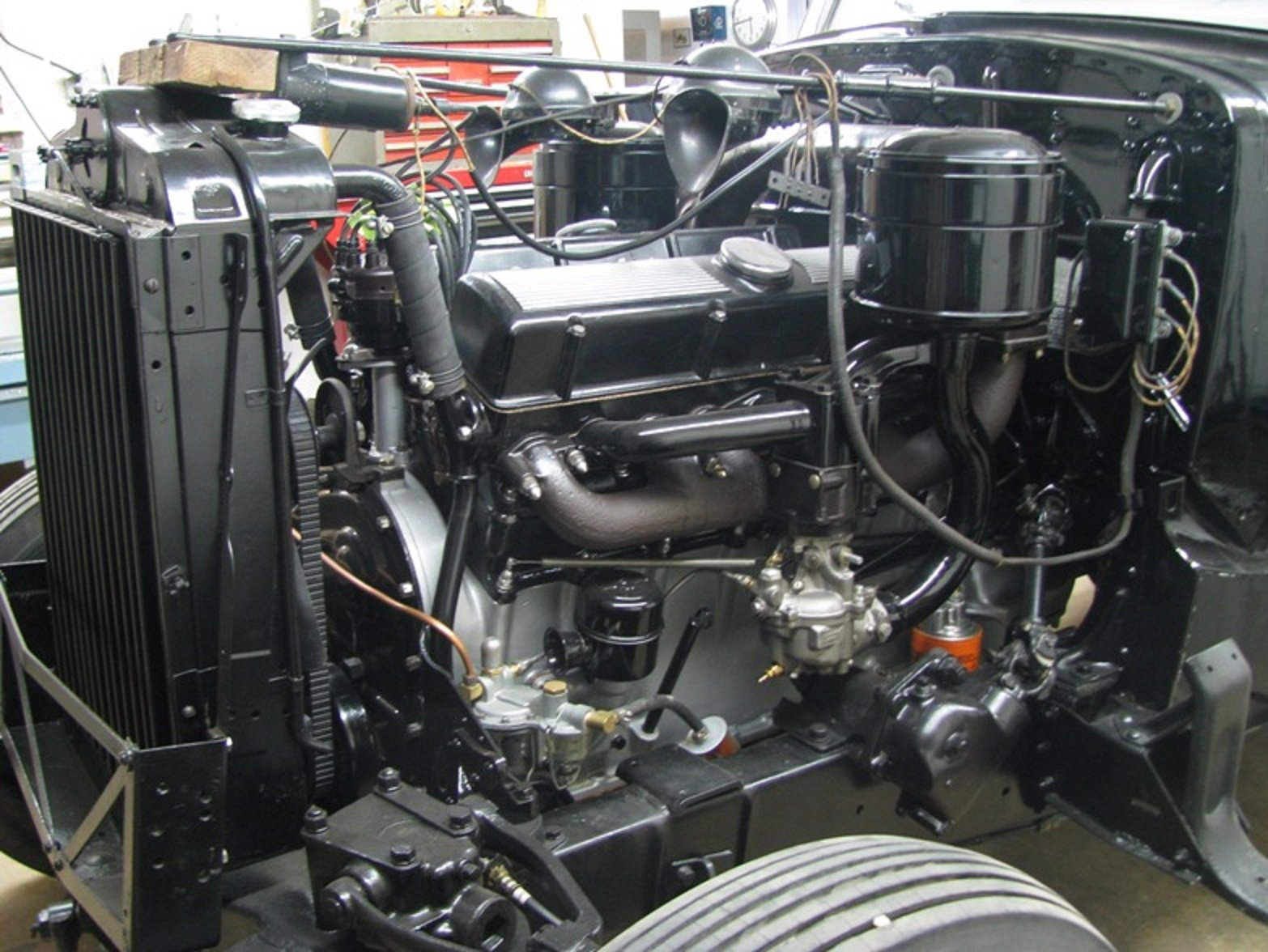 1937 Cadillac 85 Touring Sedan For Sale (picture 6 of 6)