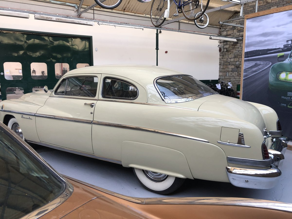 1951 Lincoln Sports Coupe SOLD (picture 2 of 6)