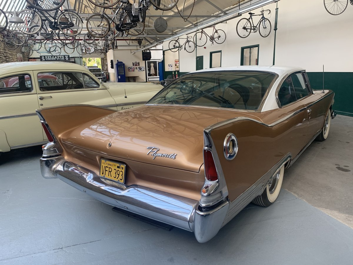 1960 Plymouth Fury Pillarless Coupe For Sale (picture 3 of 6)