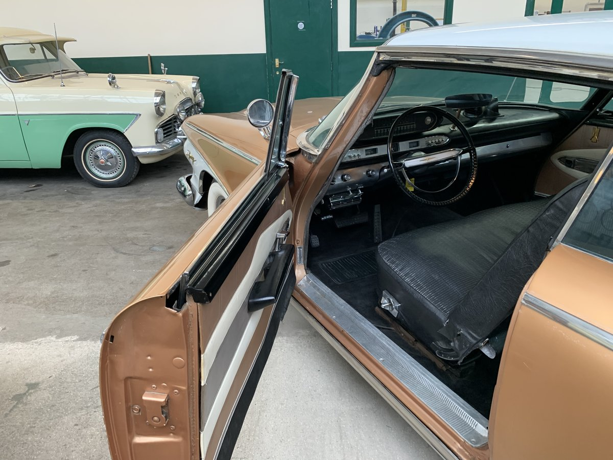1960 Plymouth Fury Pillarless Coupe For Sale (picture 4 of 6)