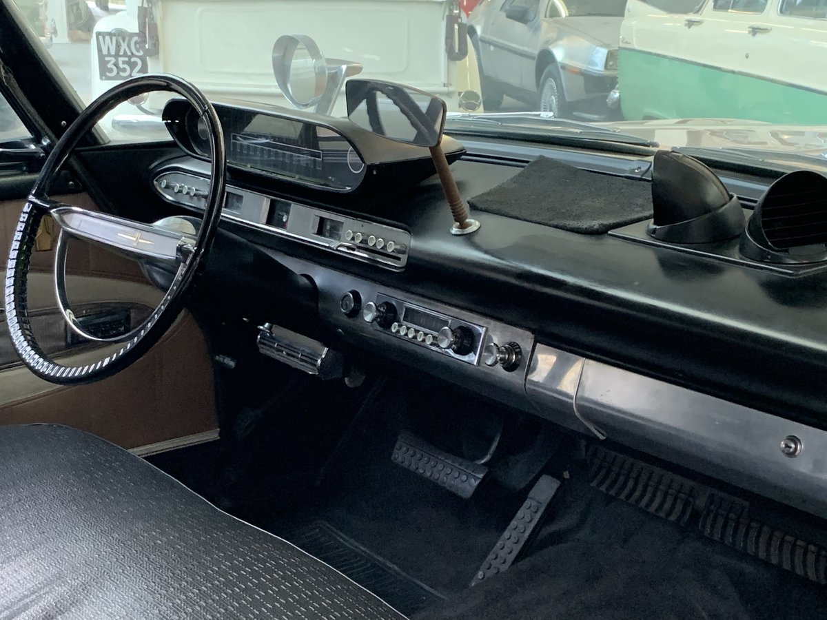 1960 Plymouth Fury Pillarless Coupe For Sale (picture 5 of 6)