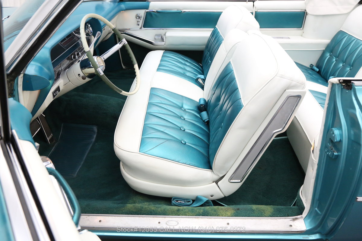 1964 Cadillac DeVille Convertible For Sale (picture 4 of 6)