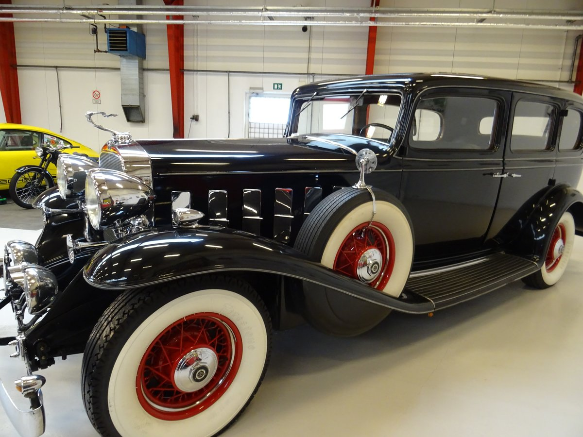 1932 Cadillac 355B Limousine – 7 passenger – Matching number For Sale (picture 5 of 23)