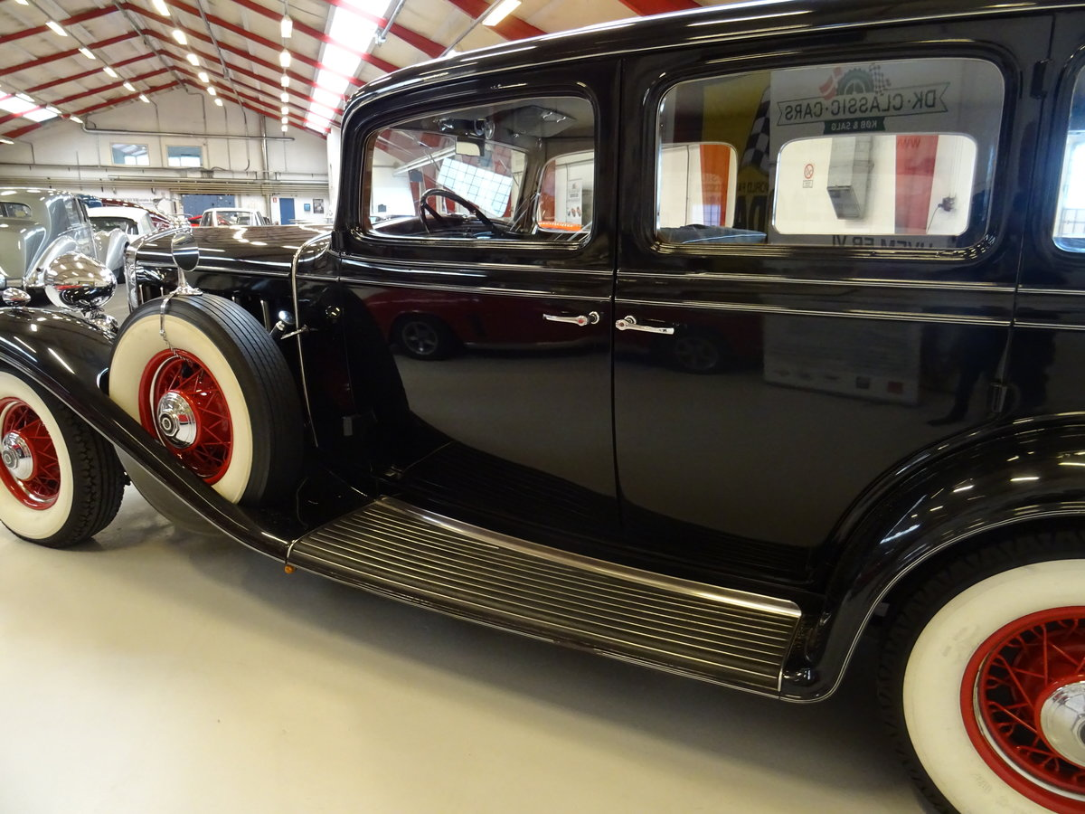 1932 Cadillac 355B Limousine – 7 passenger – Matching number For Sale (picture 7 of 23)